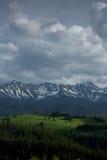 tatry berg Arkivfoto