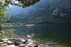 Tatry, Eslováquia imagem de stock royalty free