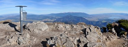 Tatry mountains Royalty Free Stock Photo