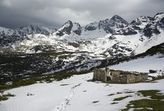 Tatry Mountains Stock Photography