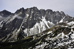 Tatry mountains Stock Photography