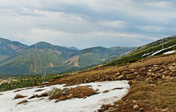 Tatry mountains. Royalty Free Stock Photography