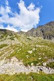 Tatry mountains Royalty Free Stock Image