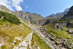 Tatry mountains Royalty Free Stock Photos