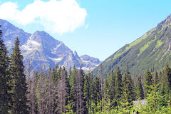 Tatry mountains. Poland Stock Photography