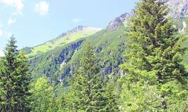 Tatry mountains, poland Stock Image