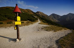 Tatry Mountains in Slovakia Rohace Stock Photos