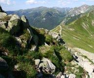 Tatry mountains Royalty Free Stock Photos