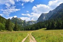 Tatry mountains Stock Photo