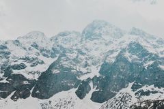 Tatry Mountains Zakopane Landscape royalty free stock photography