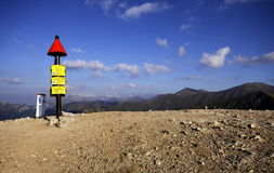 Tatry Rohace Mountains in Slovakia Stock Photo