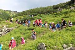 Tatrzańskie góry Zdjęcie Royalty Free