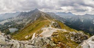 Tatrzańskie góry w Polska obraz royalty free