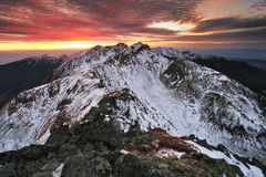 Tatrzańska góra Fotografia Royalty Free