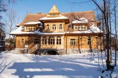 Tatrzański muzeum w willi âokszaâ Zdjęcia Stock