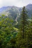 Tatrzańskie góry Zdjęcie Stock