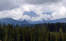 Tatrzańskie góry Obraz Royalty Free