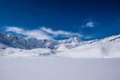 Tatrzańskie góry Obraz Stock
