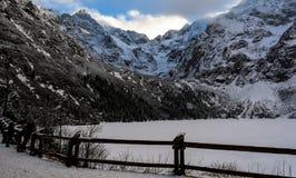 Tatrzańskie góry Fotografia Stock