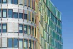 Tatsächliche Architektur Lizenzfreie Stockfotografie