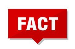 Tatsachen-Preis vektor abbildung