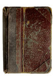 Tattered antique book isolated Royalty Free Stock Image