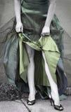 Tattered Dress Royalty Free Stock Image