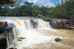 Tatton vattenfallnationalpark Fotografering för Bildbyråer