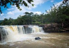 Tatton Waterfall National Park. Royalty Free Stock Image