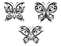 tattoo бабочки Стоковая Фотография RF