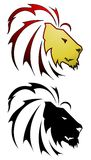 tattoo льва Стоковая Фотография RF