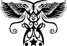tattoo соплеменный Стоковое Изображение