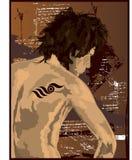 tattoo человека бесплатная иллюстрация