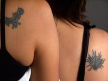 Tattoo01 Lizenzfreies Stockbild