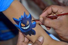tattoo Imagem de Stock