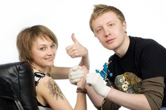Tattoo Stock Photography