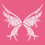 Tattoo butterfly Stock Images