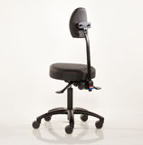 Tattoo chair Royalty Free Stock Photography