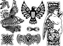 Tattoo design Stock Photos