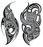 Tattoo design Stock Image