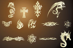 Tattoo Designs Stock Photos