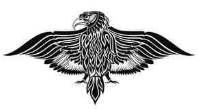 Tattoo Eagle bird Stock Photos