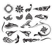 Tattoo element Stock Images