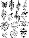 Tattoo element Stock Photo