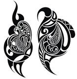 Tattoo elements Royalty Free Stock Image