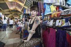 Tattoo fashion Royalty Free Stock Photo