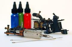Tattoo machine Stock Photo