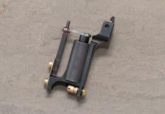 Tattoo machine ( gun ). Stock Photo