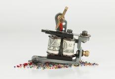 Tattoo machine   gun. Stock Images
