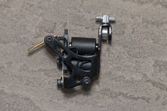 Tattoo machine ( gun ). Stock Images